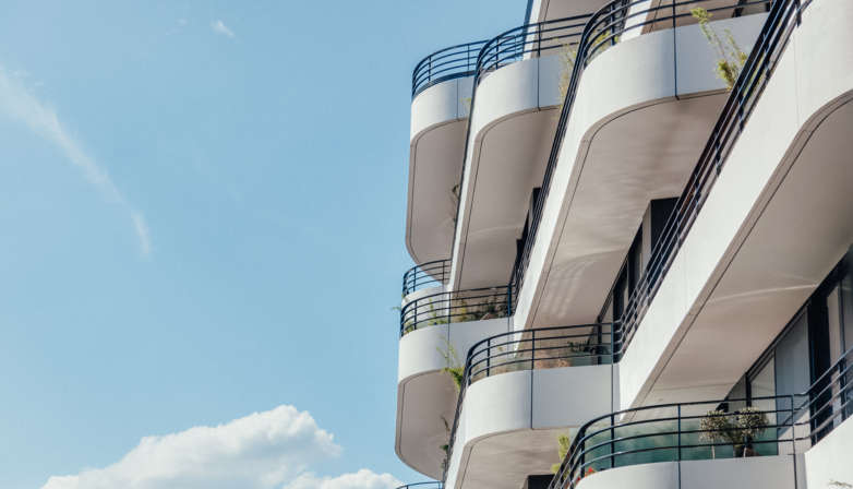 Gewelfde terrassen